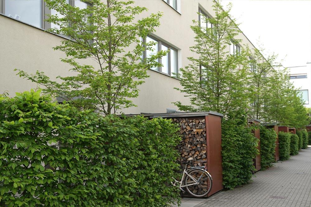 Wohnanlagen am Alaunpark, Dresden-Neustadt Teil 2