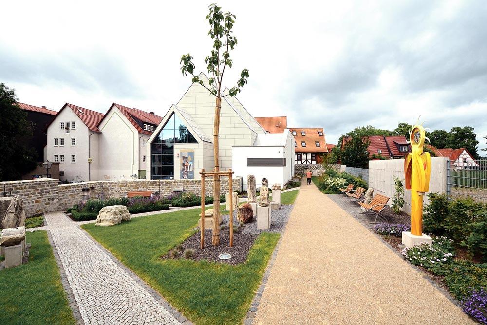 Museum Flohburg, Nordhausen