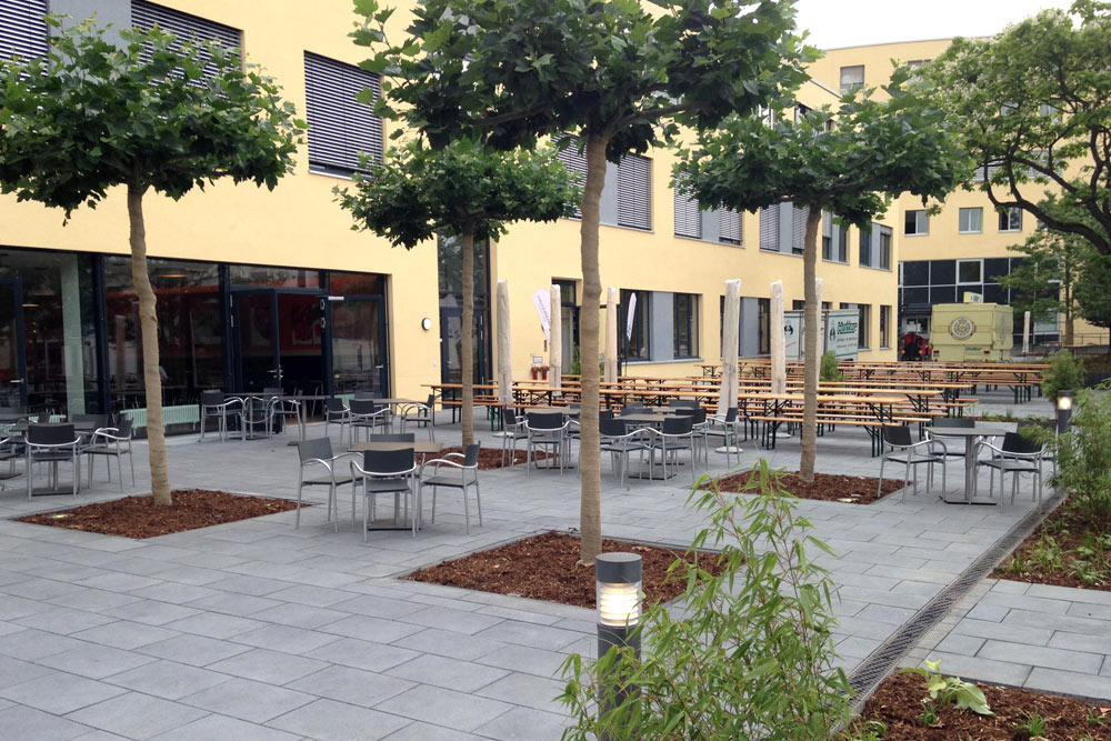 HELIOS Klinikum Krefeld - Neubau 2. Bauabschnitt