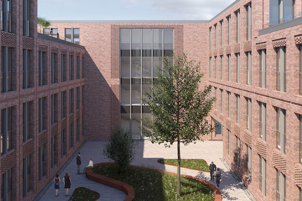 Leipziger Stadtwerke, Campus Südost