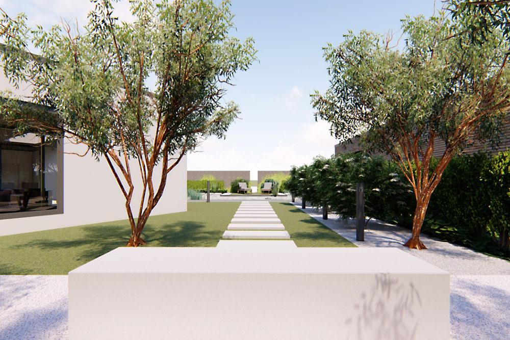 Privatgarten Köthen