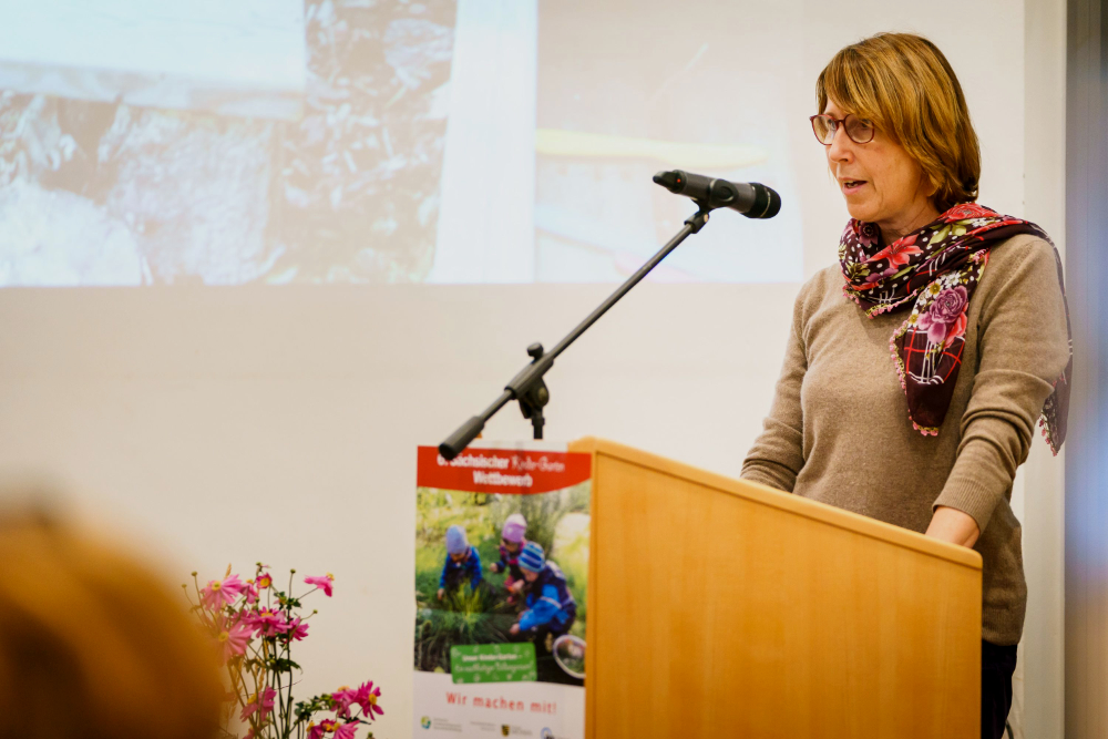 Prämierung der Landessieger des 6. Sächsischen Kinder-Garten-Wettbewerbs